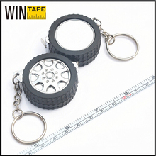 Interesting products tire shape ruler new machine for small business