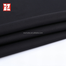 polyester/spandex knit fabric, eco-friendly 92% polyester 8% spandex scuba knit fabric