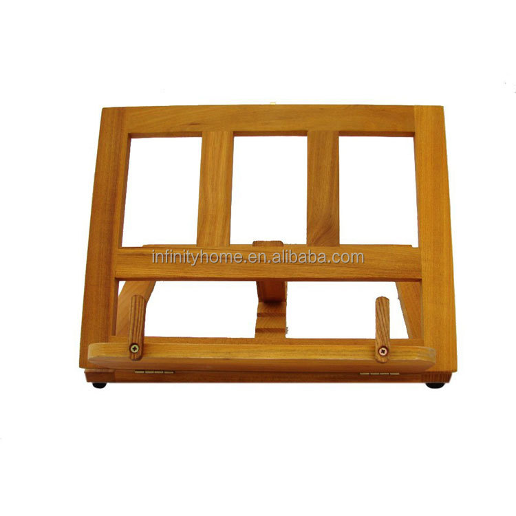 Superieur Promotional Wood Library Reading Table Stand Book Holder In Bed   Buy  Library Reading Table,Wood Reading Table,Book Reading Stand Book Holder In  Bed Product ...