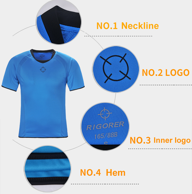 New Wholesale Kids Soccer Jersey Football Shirts for Children