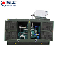 Lowest price Easy start 10kw biogas generator set