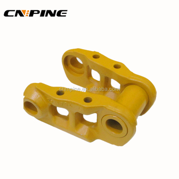 D6c D6d Bulldozer Track Link Section Tracks Chain Assembly For Cat  Undercarriage Spare Part - Buy Chain Bulldozer,D6c Track Chain,D6d Track  Chain