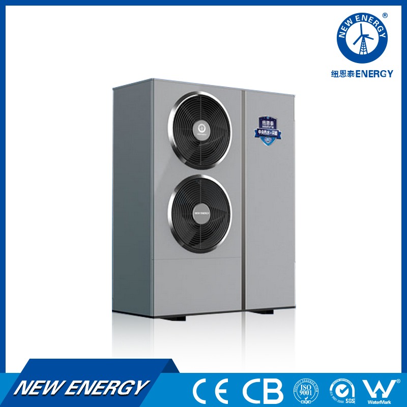 OEM Air Source Heat Pump Water Heater DC INVERTER Air to Water Heat Pump