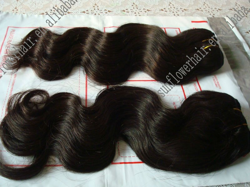 Factory Wholesale grade 10a virgin indian remy hair weave no tangle no shed soft and <strong>thick</strong>