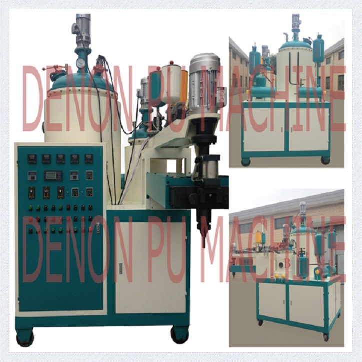 PU Elastomeer Casting Machine