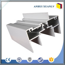 BV, ISO9001, CNAS ,CE approved Aluminum profile windows and door