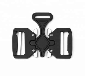 Anti Corrosion Customize Alloy Buckles Army Accessory Tactical Cobra Buckle