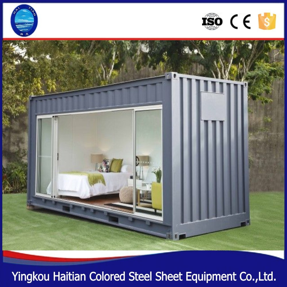 Container Office Steel Prefab Tiny Container House For