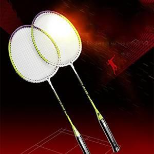 (Random Color) Sports Badminton Racket Power Carbon Fiber Racquet Defensive Style / Sports Badminton Racket Power Carbon Fiber Racquet Defensive Style . Specification: Racket Frame: Carbo
