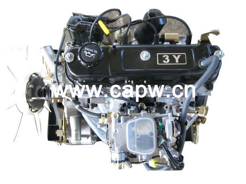 Toyota Hilux 1kz Engine Assy Auto Parts
