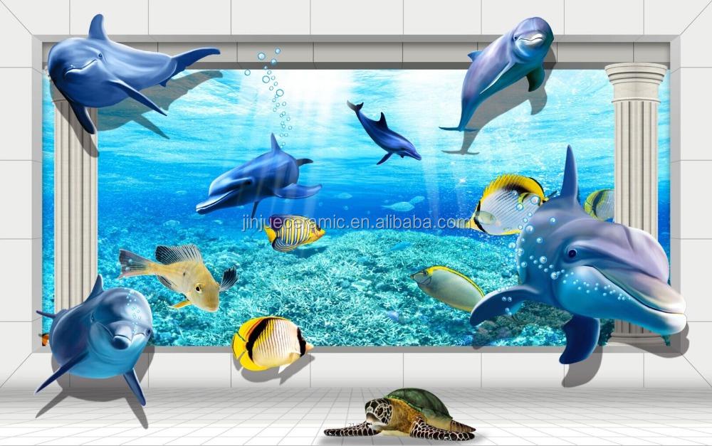 di alta qualit a basso prezzo cubo mosaico pavimento 3d adesivi murali piastrelle bagno