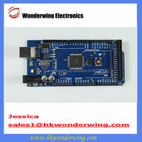 Smart Electronics for Arduino Mega 2560 R3 ATmega16U2 Development Board + USB Cable Diy Starter Kit ATmega2560 Mega2560 Atmega