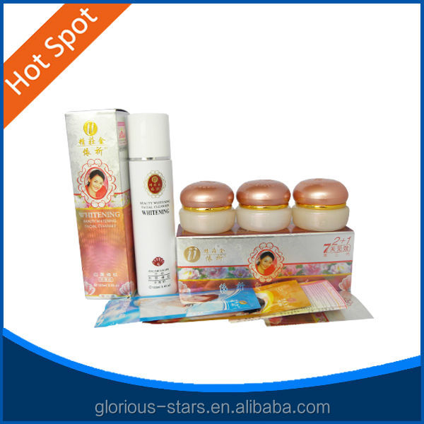 yiqi <strong>beauty</strong> whitening effective in 7 days red cream 2014