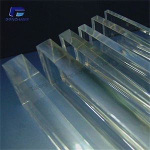 Plexi glass sheets/clear square plastic acrylic perspex sheet board