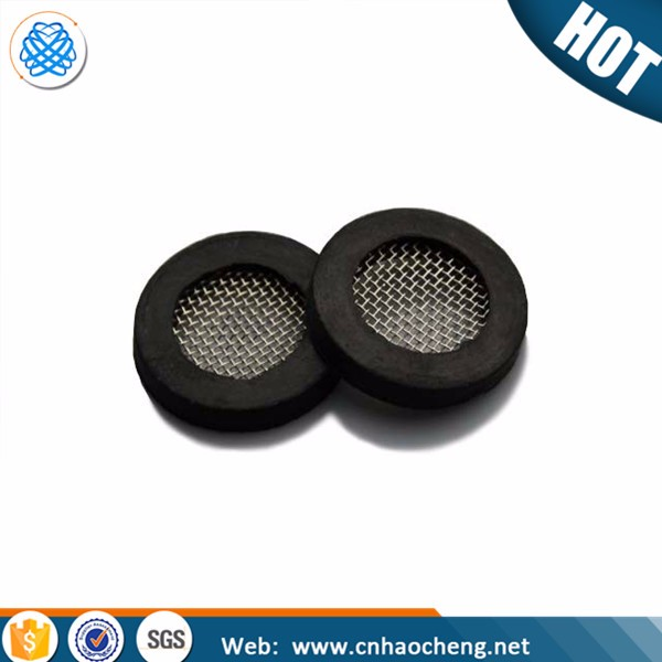Filter Screen Silicone Rubber Flat Gasket Faucet Plumbing Hose ...