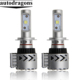 Car h4 led headlight bulbs 4300k 12000lm g8 xhp70 led headlights g8 h4