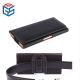 Leather Holster Case Universal Flip Cover Phone Belt Clip Wallet For Men