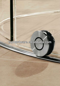 Sliding Shower Door Hardware/shower Glass Door Floor Roller - Buy ...