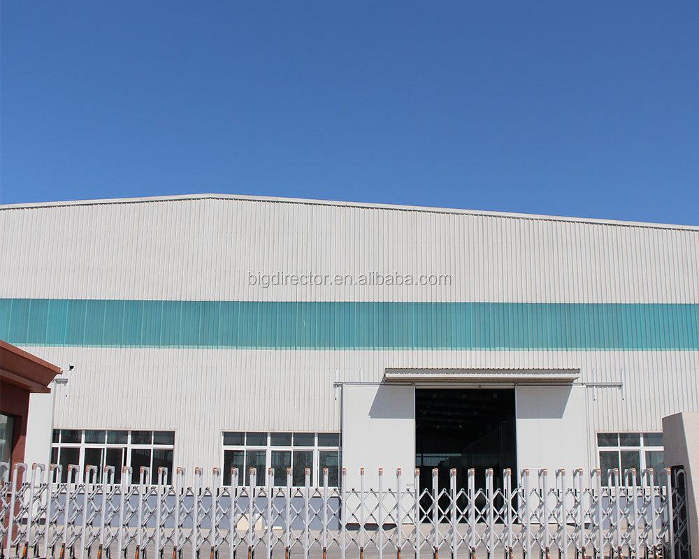 Affordable Prefabricated Iron Low Price Steel Structure For Workshop Warehouse