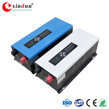 solar home energy systems 1kw-6kw Power Solar Inverter with Controller