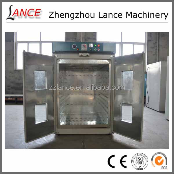 Professional onion drying machine with double glass doors