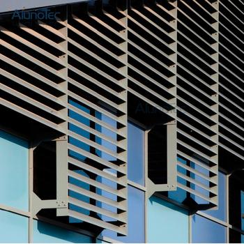 Sun Shade Louvres Aluminum Louvres Panel Buy Sun Shade