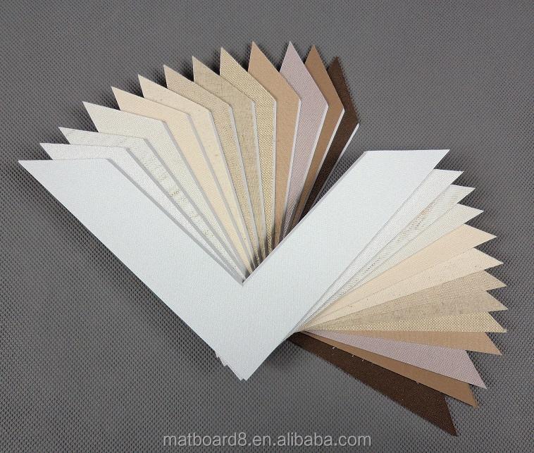Pre-cut Matboard Para Cuadros Con Tablero Y Bolsas Passepartout ...