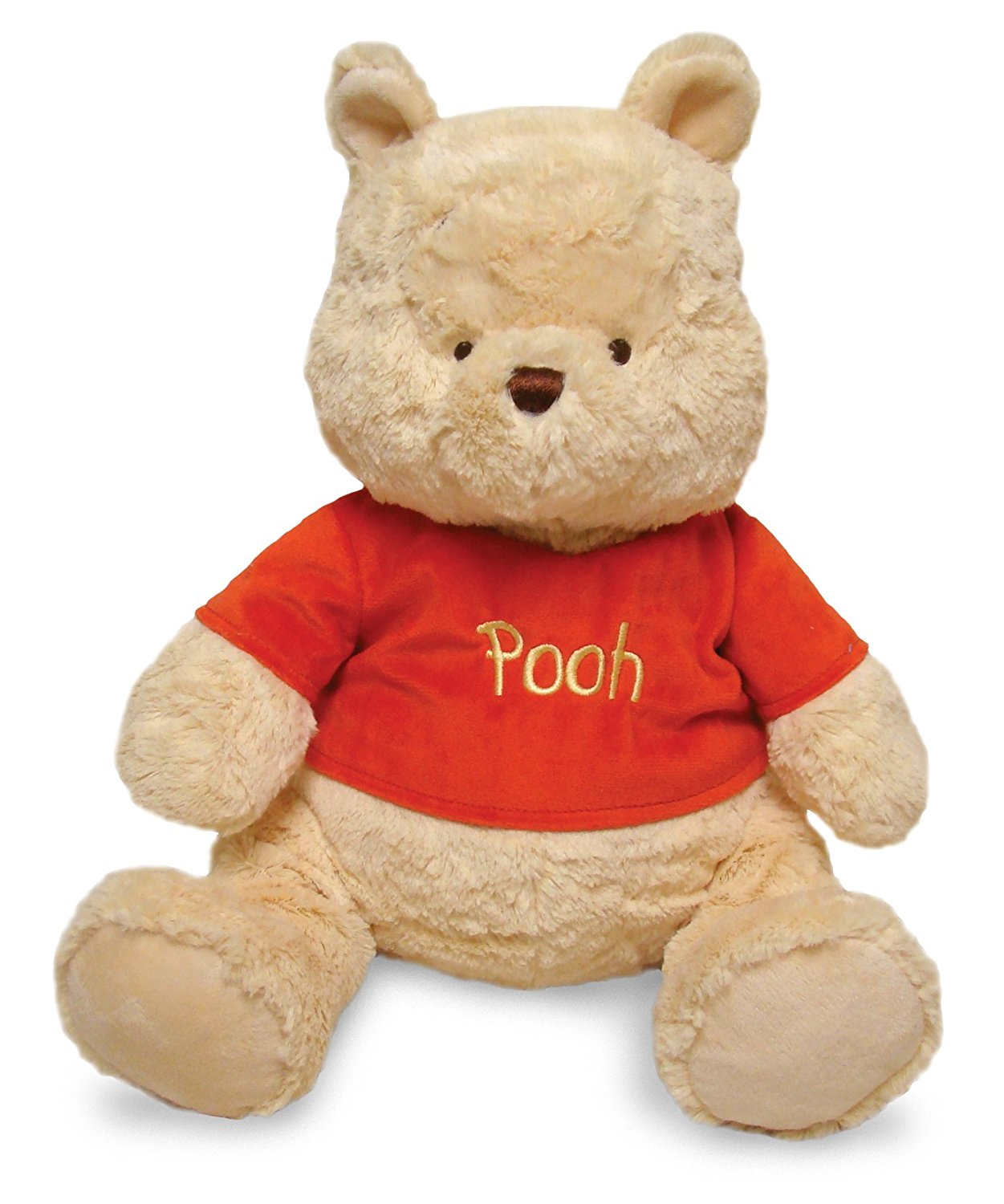 9f3142f12a6d Get Quotations · Disney Baby  Winnie the Pooh Large Plush