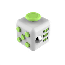 Hot sale kids adult promotion desk toy relieves stress fidget cube for gift