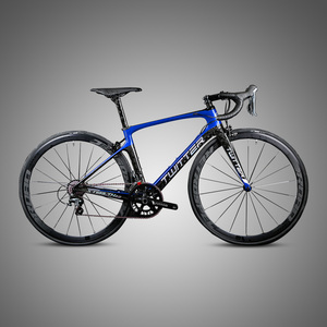 Road bike chinese cheap full carbon fiber frame road bike race 22 Speed cycle bicycle bicicletas de carbono