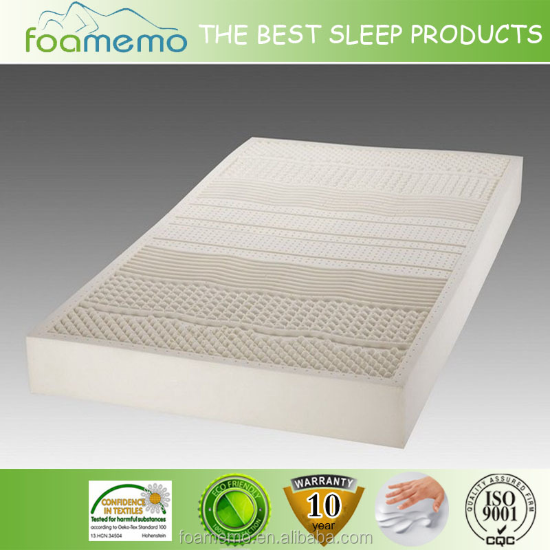 Breathable latex Memory Foam Mattress