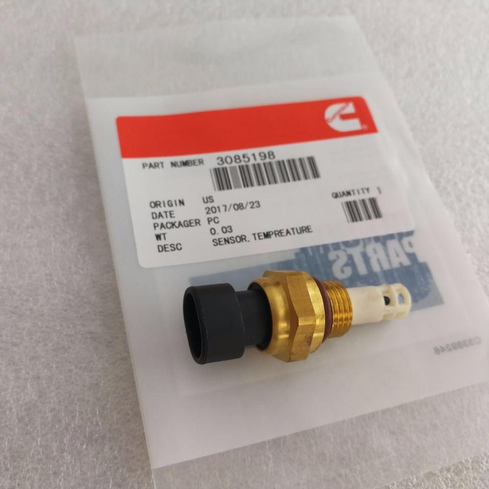 L10 Temperature Sensor 3085198 3085185 For Cummins Engine Parts - Buy  Temperature Sensor,L10 Temperature Sensor,Cummins Temperature Sensor  Product on