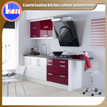 Factory Price Popular Hot Selling Modular Modern Kitchen Designs With Best Kitchen  Accessories