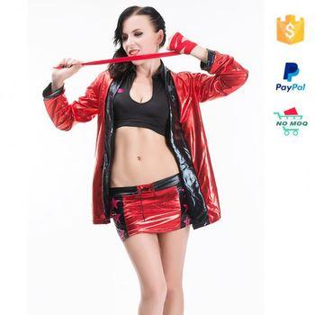 Custom Adult Boxer Red Cheerleader Costume  sc 1 st  Alibaba Wholesale & Custom Adult Boxer Red Cheerleader Costume - Buy Red Cheerleader ...