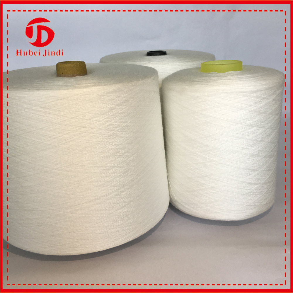count Ne 40 ring spun yarn attached pictures For weaving use