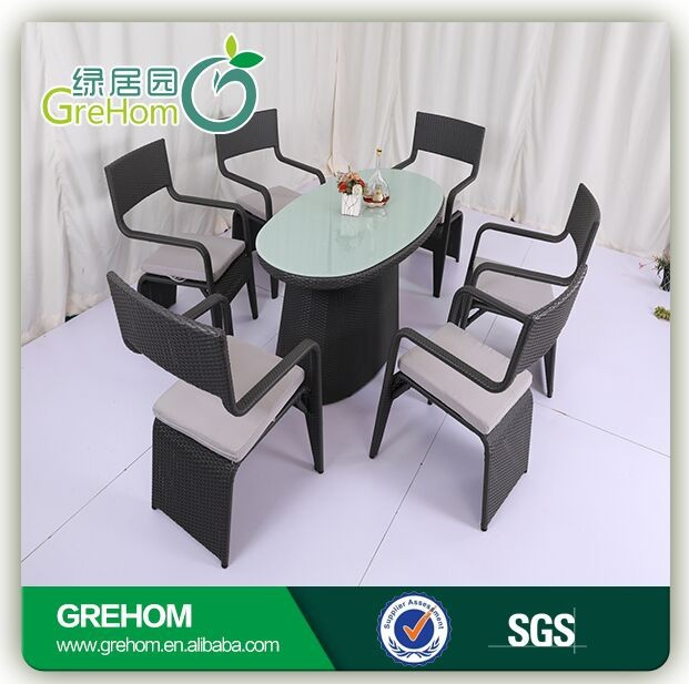 modern kitchen furniture narrow dining table