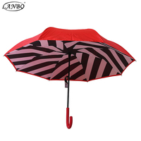 factory direct china drawing inverted umbrella with top class quality wrapper