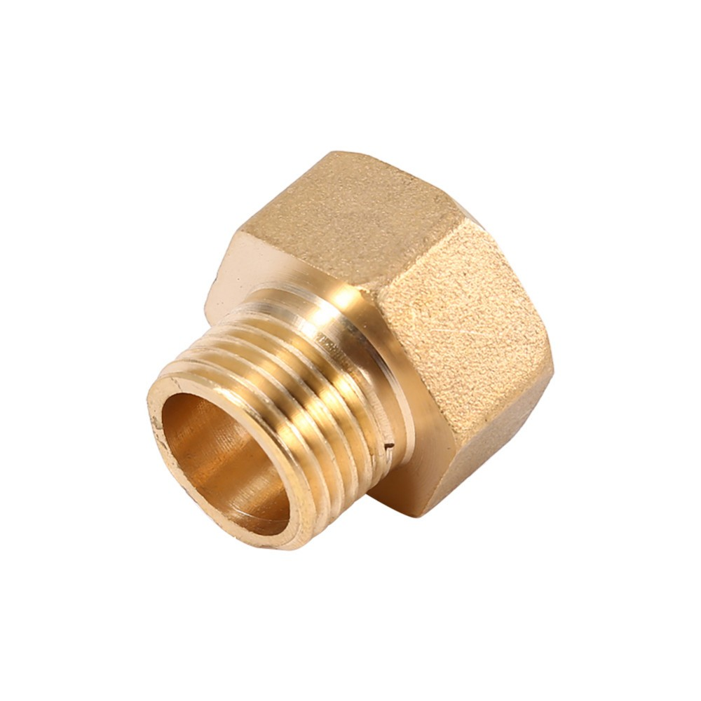Brass pipe thread quot male female npt connection