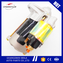 12V 1.2KW Auto spare parts 281000D020 9 teeth electric starter motor 1ZR