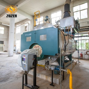 Garment Industry 1000 KW Gas Boiler for Industrial Steam Iron