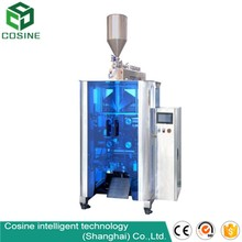 Hot selling food paste packaging machine mayonnaise form fill packing machine