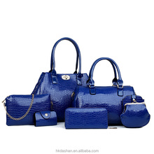 L088 2017 Top Sell Bag Women Handbag Designer Handbag Tote Woven Bag 6...  Min. Order  100 Sets. FOB Price  US  11.9 - 13.2   Set. Add to Favorites 8491235d57a31