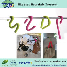 new design baby safety products flexible cabinet lock stroller hook