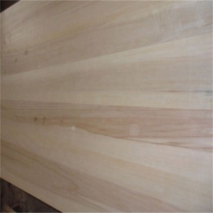 Furniture s4s Timber Chile Pine Lumber Poplar Wood Finger Joint Board For Making Pallet
