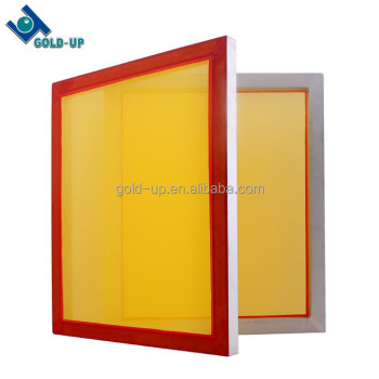 kiwo adhesive aluminum screen printing frames for textile t shirt