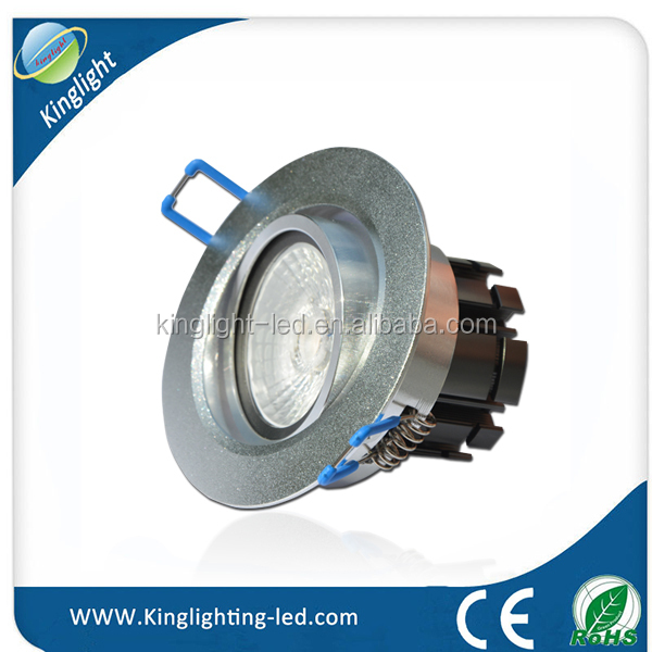 High CRI high efficacy special reflector even lighting cord forging body 791lm 9W LED module