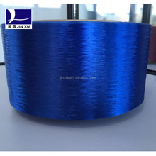 100% polyester 1000D dope dyed virgin filament yarn