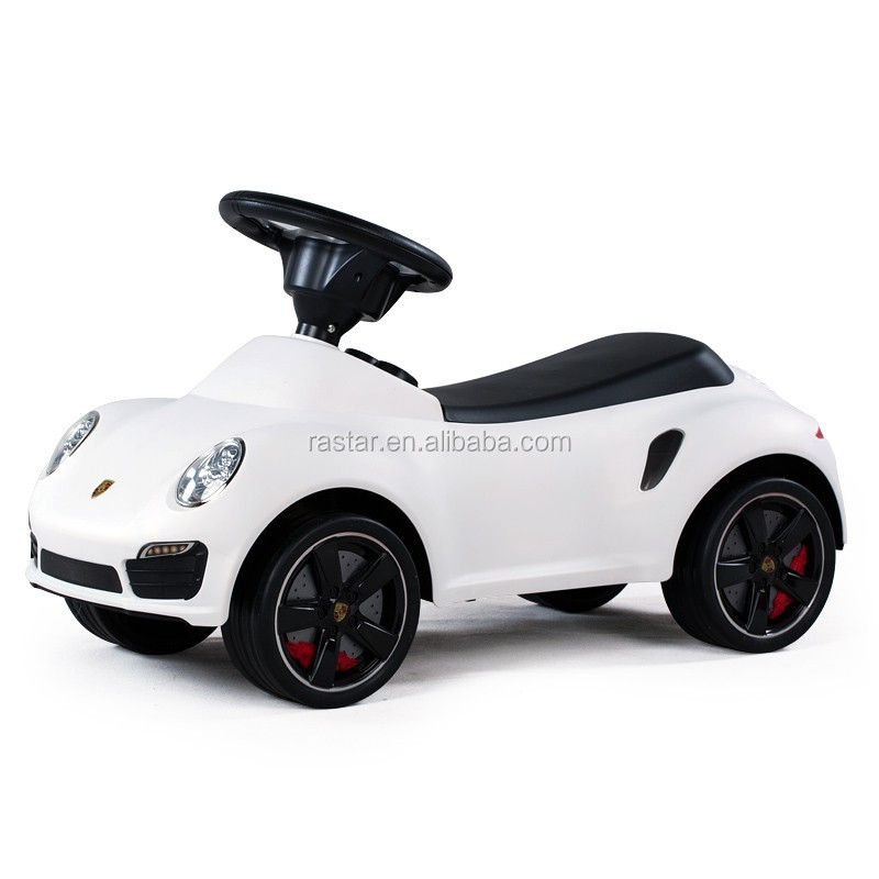 RASTAR baby push car PORSCHE type car style plastic ride on toy baby walker