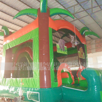 Kids Toys Wholesale Jumpers Mini Coconut Grove Inflatable Bouncer Castle