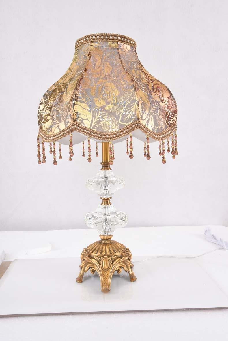 Cheap Vintage Crystal Table Lamp, find Vintage Crystal Table Lamp ...